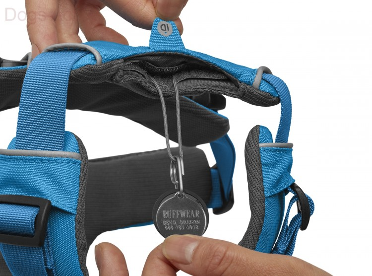 Шлея Ruffwear Front Range™ Harness Old